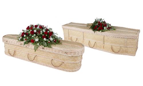 Bamboo Coffins