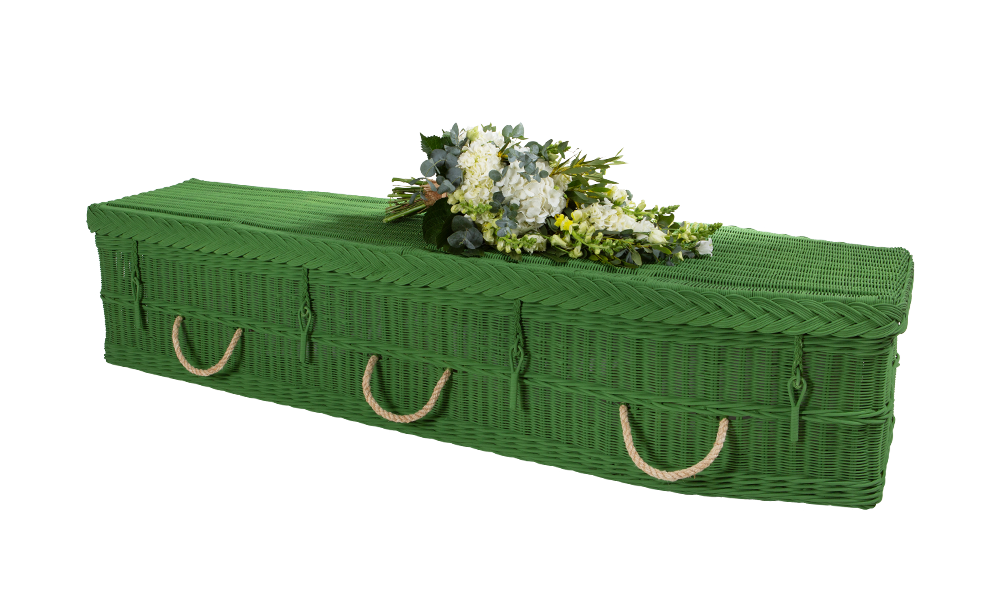Coloured Coffins